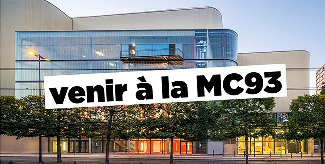 Rejoignez le groupe de covoiturage VENIR À LA MC93